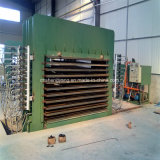 Da madeira compensada quente de /Making da máquina da imprensa da madeira compensada imprensa quente