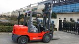 IC Krachtige Diesel van het Comfort Vorkheftruck 3 Ton met Motor Isuzu