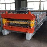 máquina de formação de rolos de dupla camada de aço de cor