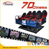 Película Simulator 7D Cinema y 7D Theater Game Machine 5D 6D 7D 8d 9d Cinema (XD-9D)