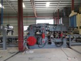 Cadena de producción del tablero de madera aglomerada, estera que forma la máquina, cadena de producción del conglomerado