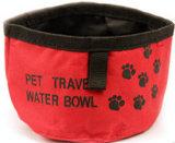 Heiße Verkäufe Wholesale Silikon-faltende Hundefilterglocke mit Metallring