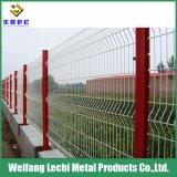 Résistance à la corrosion aspect élégant de Wire Mesh Fence