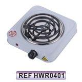 Stufa elettrica elettrica della piastra riscaldante del singolo bruciatore elettrico (HWR0401)
