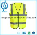 Kundenspezifisches Kind-Kleid-orange reflektierende Sicherheits-Kind-Weste für Verkehr