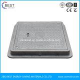 SMC/fibra de tampa de inspeção composto de suprimento de fábrica com preço competitivo