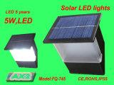 Fq745新しい開発されたアルミニウム太陽ライト