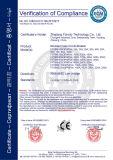 disjuntor moldado projetado capacidade de quebra mais elevado do caso de 200A 4poles