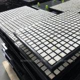 鉱山シュートの摩耗のゴム製陶磁器の摩耗のタイル