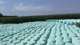 Grüner Ballenpreßverpackungs-Film für Silage-Verpackung