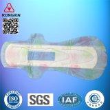 China-gute Lieferanten-hohe saugfähige Baumwollweiche Dame-gesundheitliche Auflagen