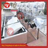 販売の野菜およびフルーツのスプレーの泡洗浄のクリーニング機械