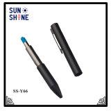 Crayon lecteur de bille de luxe de stylo bille de souvenir en métal d'articles promotionnels