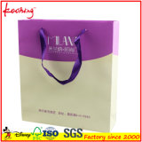 Sacchetto di acquisto di plastica del documento disponibile di modo della stampa di marchio