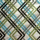 Tessile ricamata di Decrotive del tessuto del sofà e dell'ammortizzatore