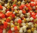 Mélanger les légumes avec une haute qualité