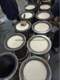 촉매 컨버터 열 저장 세라믹 벌집 기질의 벌집 세라믹 기질