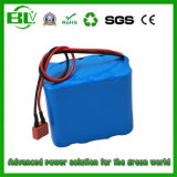 12V 3ah Instrument Lithium Battery All Protected mit PCM