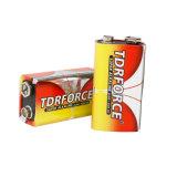 nicht wiederaufladbare alkalische trockene Batterie-Batterie der Zellen-9V (6LR61) mit BSCI