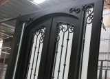 Artista eccellente di qualità e traversa e Sidelights del doppio portello del ferro dei mestieri