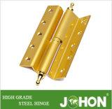 """Bisagra de puerta de doblez del acero o del hierro (5 accesorios de los muebles """" X3 """")"""