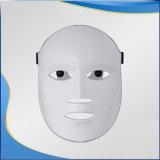 Máscara facial ligera azul roja del verde LED
