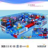 子供の演劇の中心のための屋内海の世界の主題の運動場