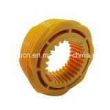 Engrenagem Dentada cilíndrica / Delrin POM engrenagens pequenas / Engrenagem Catraca de plástico / Engrenagem Planetária