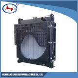Wp2.3D33e200-1 Radiador de agua de refrigeración del radiador de generador de núcleo de cobre el radiador Radiador Genset