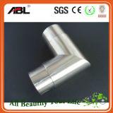 Cotovelo apropriado da tubulação do corrimão do aço inoxidável da alta qualidade