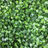 Artificial barato muralla verde jardín vertical para la boda de la oficina del Centro Comercial El Hotel Restaurante Tienda de decoración de interiores Diseño de paisaje al aire libre