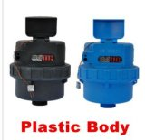 Type de piston rotatif volumétrique Module d'eau en carrosserie en plastique