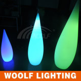 Moderno Luces LED de interior Suelo de exterior Water Drop-Lamp