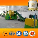 Semi-Auto pneumático Waste que recicl a linha de produção