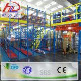 Rack Warehose Metal ajustable Entresuelo estantería