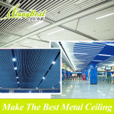 Rundes Aluminiumgefäß-dekorative Decke