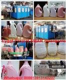 Machine de moulage de vente de détergents de coup automatique chaud de bouteilles