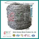 ロールごとの有刺鉄線/電流を通された有刺鉄線の塀の有刺鉄線の長さ