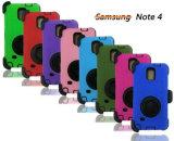 Samsung 은하 Note4를 위한 셀룰라 전화 상자