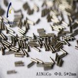 Ck-206 Características imán AlNiCo Φ 0,5*2mm