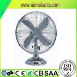 ventilatore 110V-240V SAA/Ce/GS/Saso di /Desk del ventilatore da tavolo del metallo 12inch