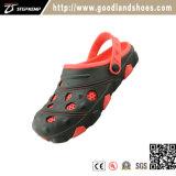 Обычных мужчин обувь для серии EVA засорить сад тапочки 20303-1 для установки вне помещений