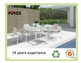 Stapelbare Garten-Stühle mit Aluminiumrahmen