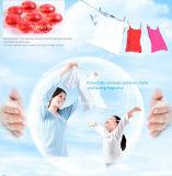 집중된 세탁물 액체 세제 깍지, 사람 세탁물 액체 세제 깍지로 OEM&ODM 낮은 거품이 일기