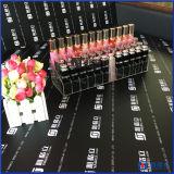 En acrylique transparent rouge à lèvres de l'organiseur Step-Tiered 36 Rack / Cosmétiques Affichage du plateau de stockage