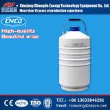 Behälter des flüssigen Stickstoff-10L für die Herstellung der Eiscreme