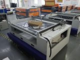 Le désherbage de la carte de coupe de bois de la machine de gravure au laser