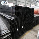 黒い正方形の管または正方形の管のバルコニーの柵