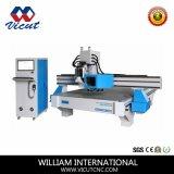 Routeur CNC machine à bois Gravure cnc machine CNC Router (VCT-1325ATC8)