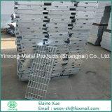 La mejor pisada de escalera galvanizada de la venta alta calidad para la escala